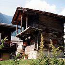 Ancient cottage by georgiegirl