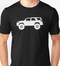 Lifted 4x4 offroader - for Toyota 4Runner 5th gen (2009-2013) T-Shirt