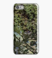 Frost Glass on Thyme iPhone Case/Skin