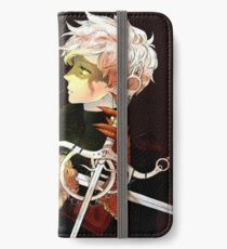 Les Chevaliers iPhone Wallet/Case/Skin