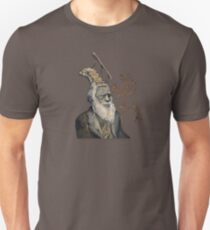 Darwin Took Steps by Glendon Mellow Unisex T-Shirt