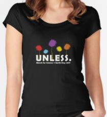 March for Science  Women's Fitted Scoop T-Shirt