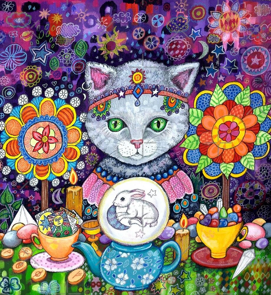 Madame Kitty by Lynda Bell