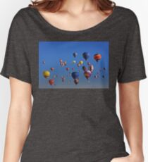 Up, Up and Away Women's Relaxed Fit T-Shirt