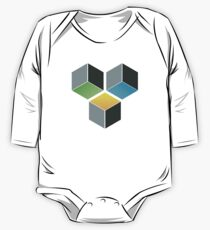 Cube Composition One Piece - Long Sleeve