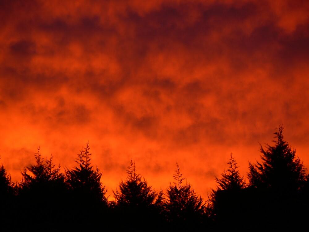 Celestial Fire by PuckMorrow