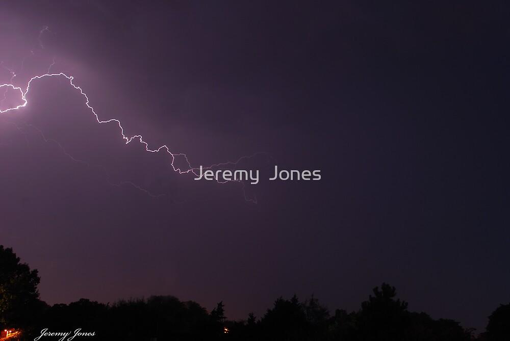C2C Lightning by Jeremy  Jones