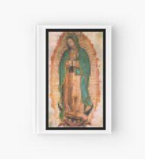 La Virgen De Guadalupe Pix-elated  Hardcover Journal