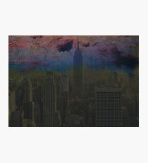 My Magical City Photographic Print