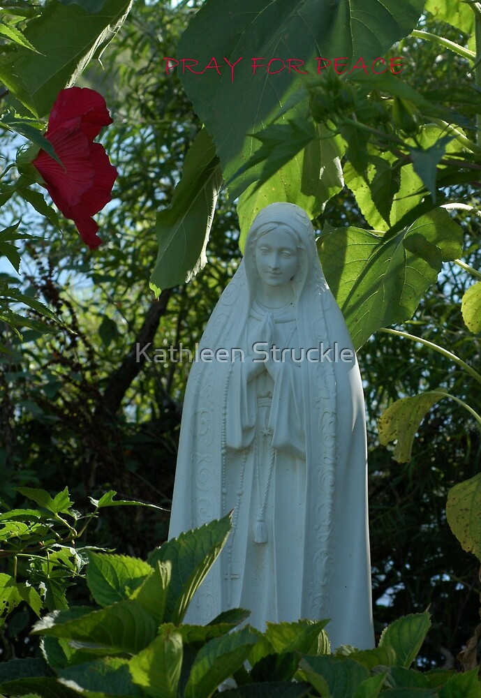 The Blessed Mother by Kathleen Struckle