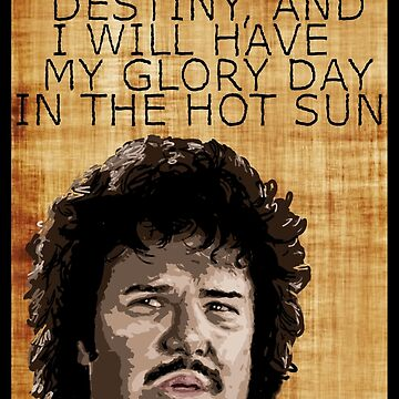 Nacho Libre - Inspirational Quote by EthanWilson98