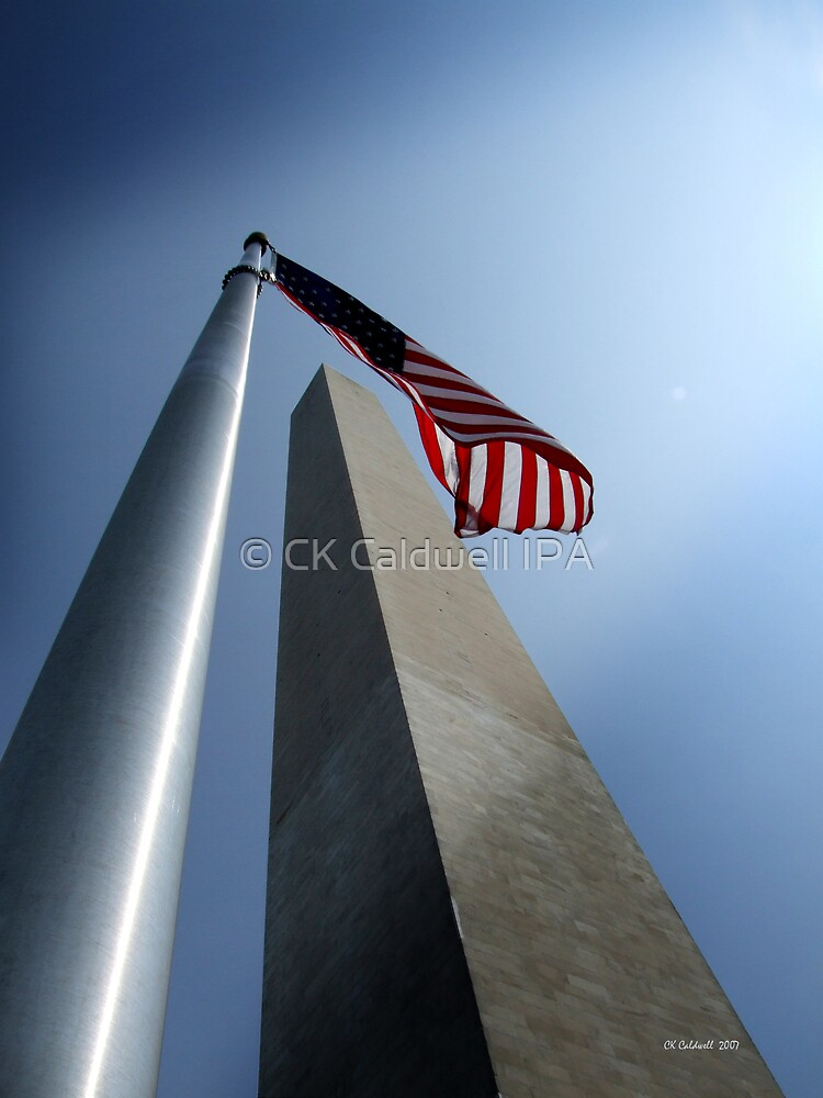 Washington Monument by © CK Caldwell IPA