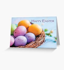 Nest Easter Greeting Card