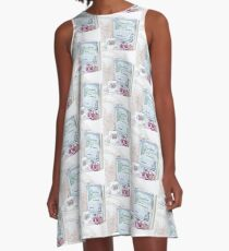 Grandmother...Tell Me Your Memories A-Line Dress