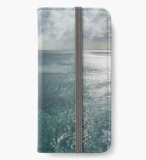 Boat at Sea iPhone Wallet/Case/Skin