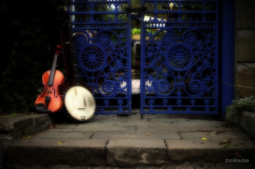 Musical Passion by tonilouise