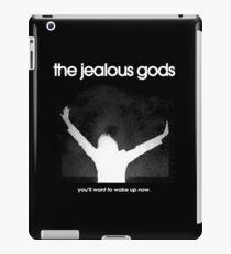 The Jealous Gods - 10th Anniversary LE Tshirt iPad Case/Skin