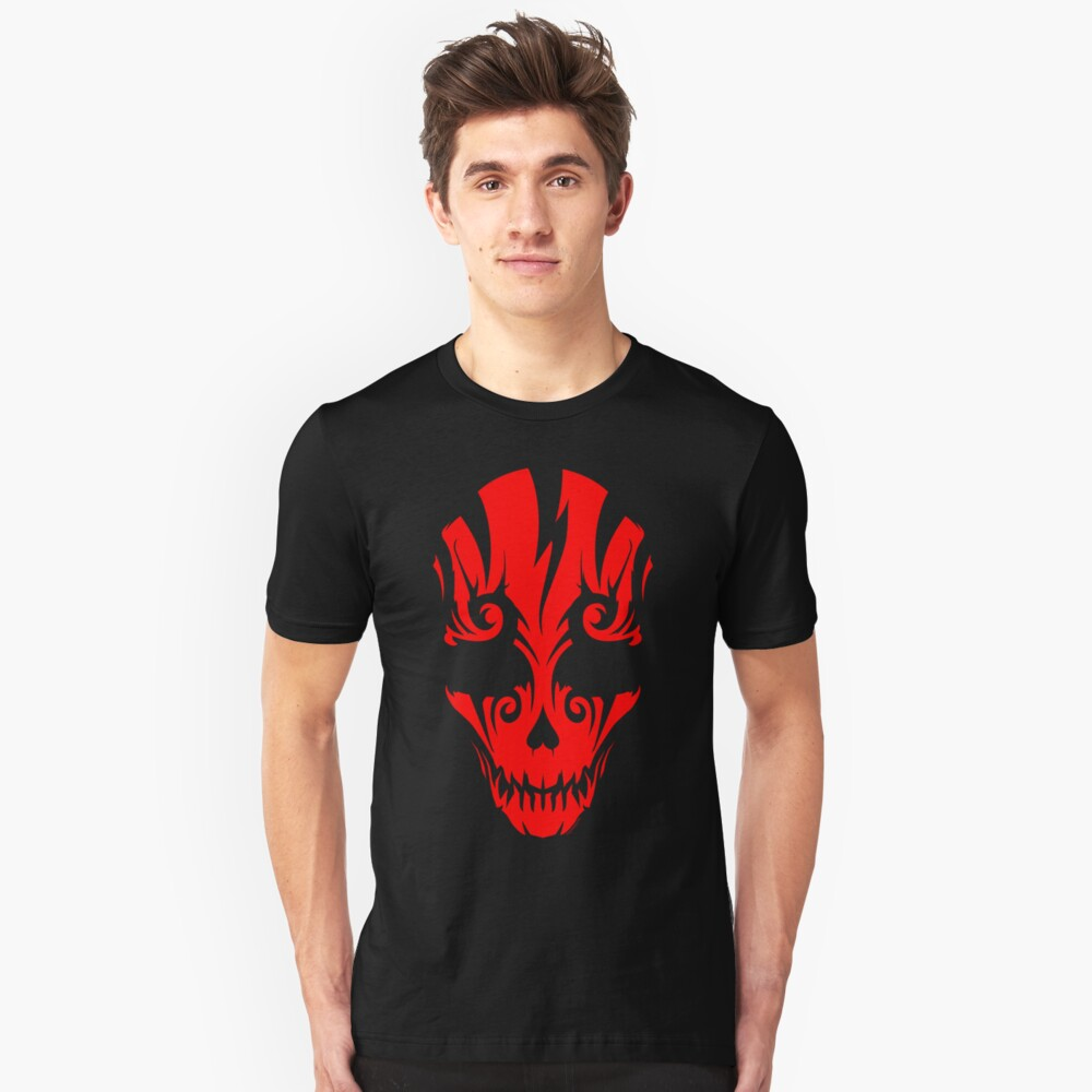a wasted life, for a life wasted... Unisex T-Shirt Front