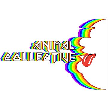 Animal Collective by GeneralGrievous