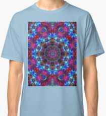 Fractal Floral Abstract G86 Classic T-Shirt
