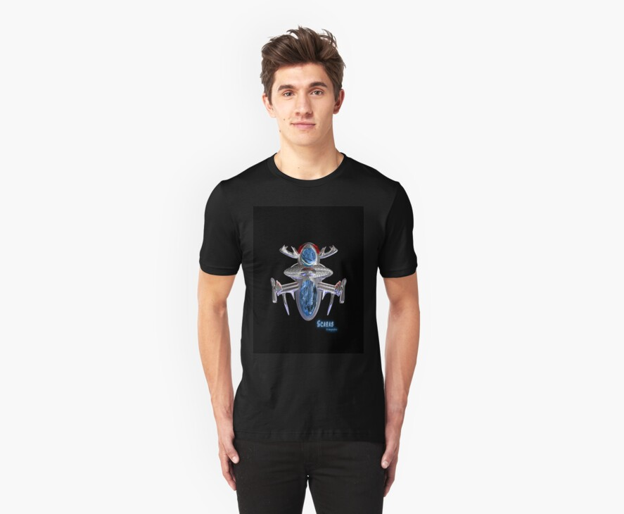 Scarab T-Shirt by Magnifico