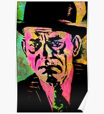 Lon Chaney (The Unholy Three)  Poster