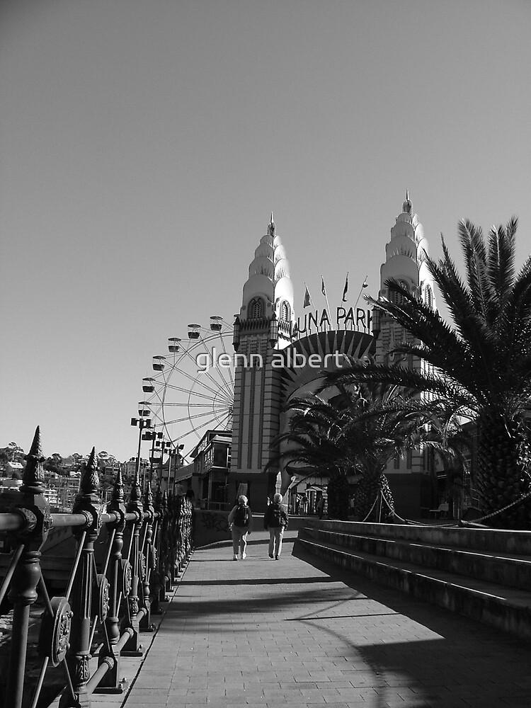 Luna Park  by glenn albert