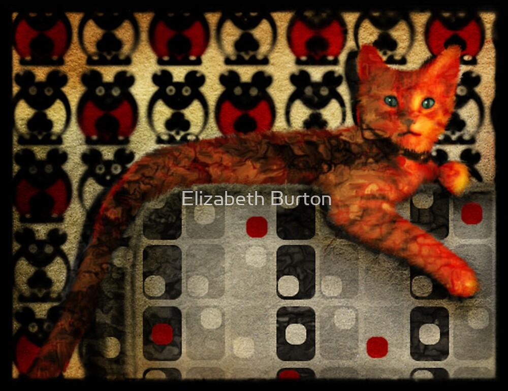 This Spot Is Taken by Elizabeth Burton