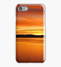Sunset from the Porch iPhone Case/Skin
