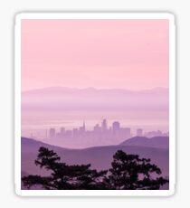Purple Haze Sticker