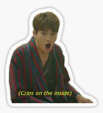 Spicy Park Hyung Sik Sticker