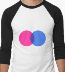 Bisexuell Baseballshirt für Männer