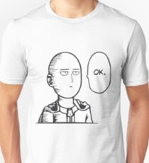 One Punch Man OK Unisex T-Shirt