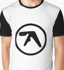 aphex twin logo Graphic T-Shirt