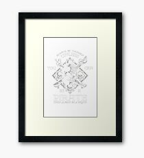 Always-Be-Yourself-Unless-You-Can-Be-A-Pirate-Funny Framed Print