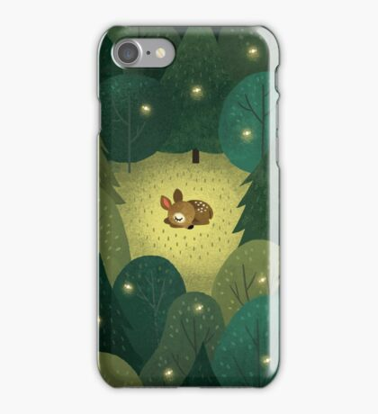 Baby Fawn iPhone Case/Skin