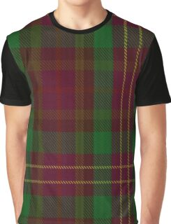 Leighton (Personal) Clan/Family Tartan  Graphic T-Shirt