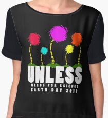 Official unless march for science earth day 2017 Chiffon Top