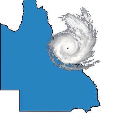Queensland - beautiful one day, smashed by a cyclone the next by FSRS