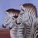 Zebra Crossing by eric shepherd