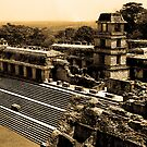 Mexican Temple by sparrowhawk