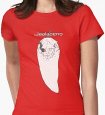 Jaalapeño - Mass Effect Andromeda Womens Fitted T-Shirt