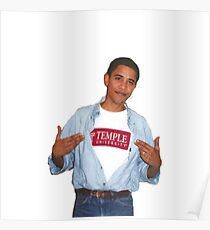 Yung Bama - Temple Poster