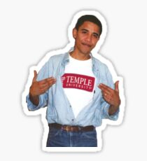 Yung Bama - Temple Sticker