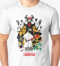 end of jack and aku Unisex T-Shirt