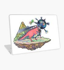 Uni - Dinosaur to space Laptop Skin