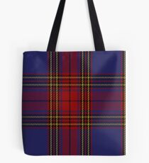 Leslie (J Cant) Clan/Family Tartan  Tote Bag