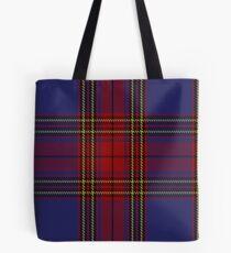 Leslie (J Cant) Clan/Family Tartan  Tote Bag