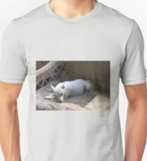 Lily on the Couch T-Shirt