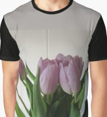 Tulips For Mothering Sunday Graphic T-Shirt